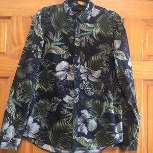 Pull&Bear Shirt - Size Eur Large